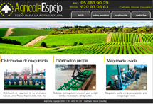 AGRICOLA ESPEJO