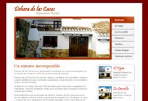 ALOJAMIENTO RURAL DEHESA DE LAS CASAS - ALGARINEJO (GRANADA)